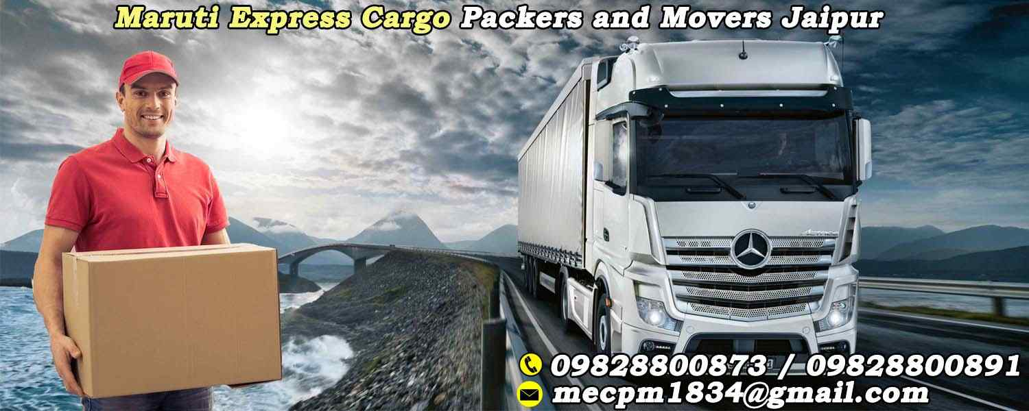 Maruti Express Cargo Packers and Movers Jaipur