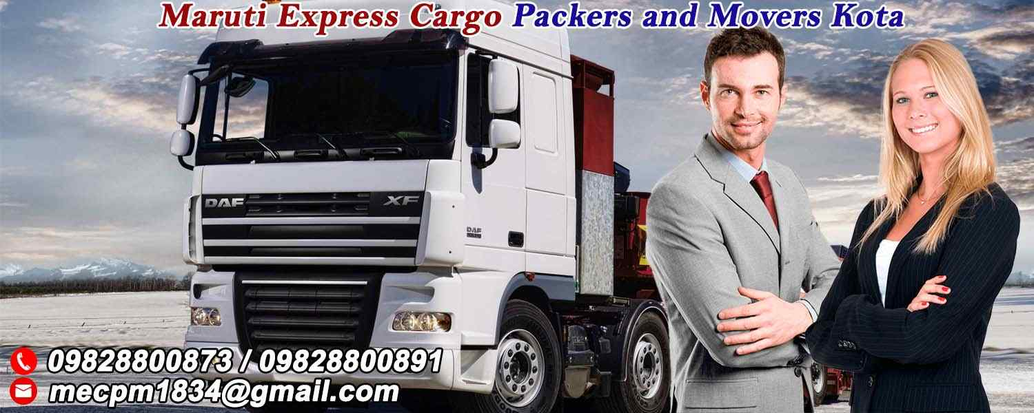 Maruti Express Cargo Packers and Movers Kota