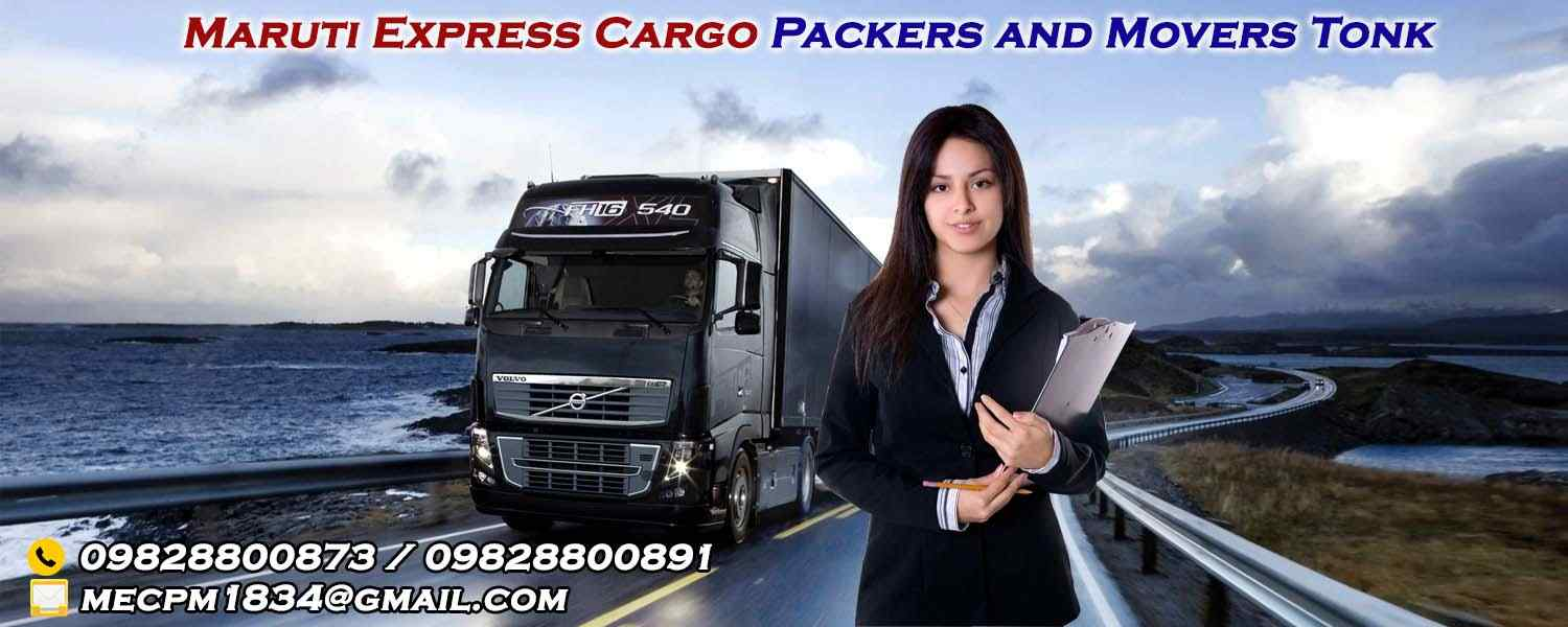 Maruti Express Cargo Packers and Movers Tonk