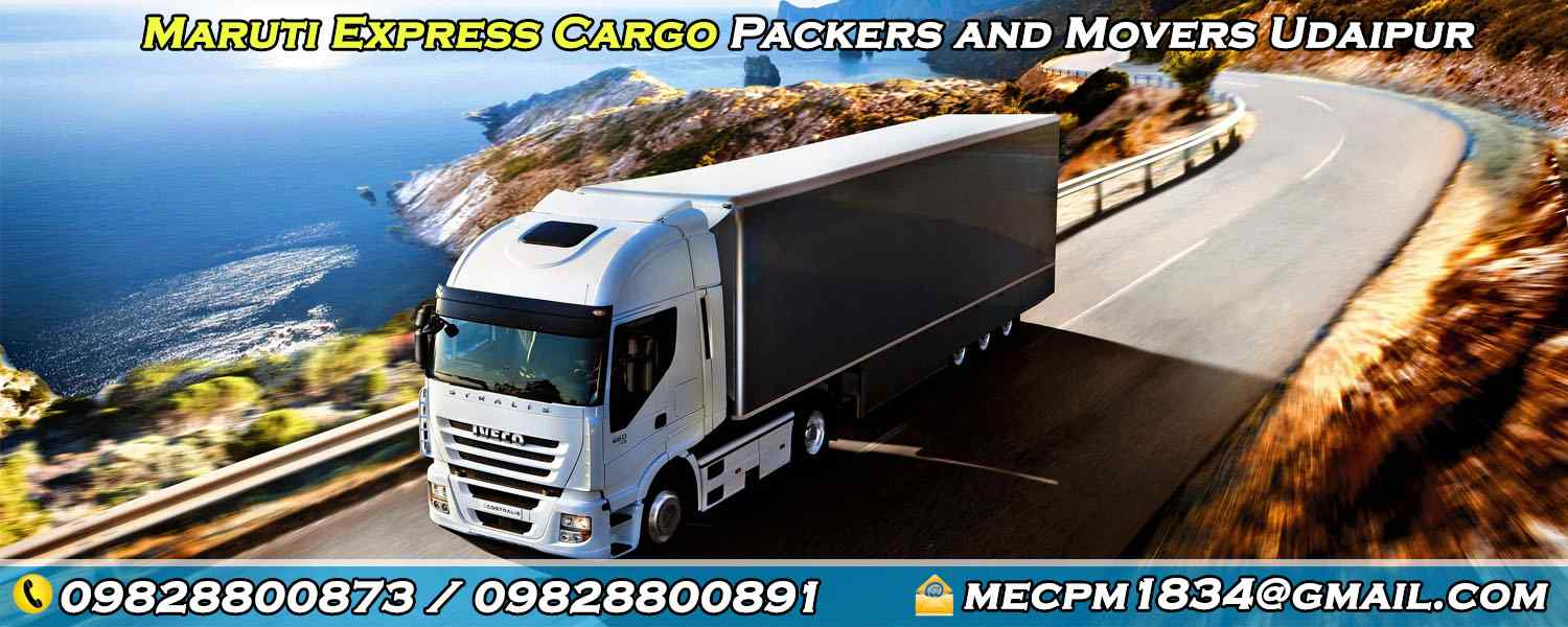 Maruti Express Cargo Packers and Movers Udaipur