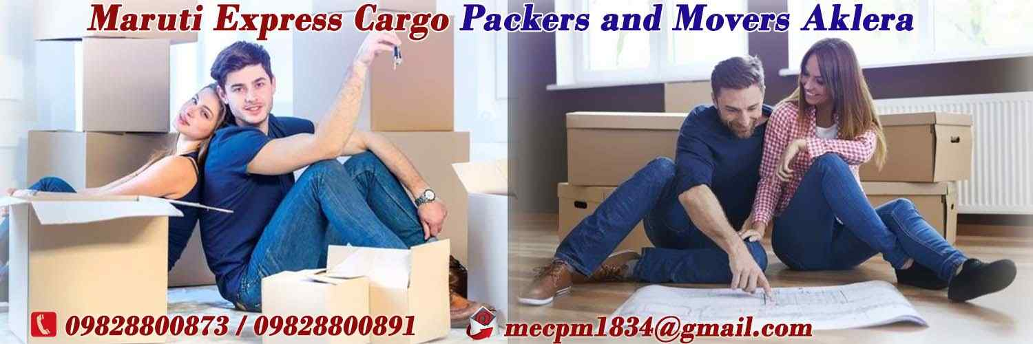 Maruti Express Cargo Packers and Movers Aklera