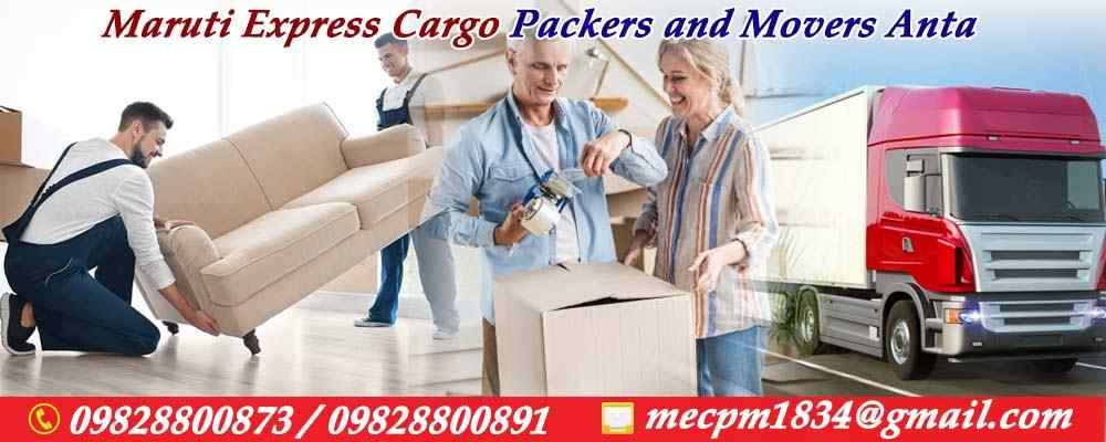 Maruti Express Cargo Packers and Movers Anta