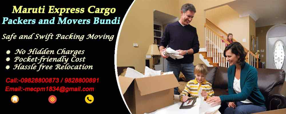 Maruti Express Cargo Packers and Movers Bundi