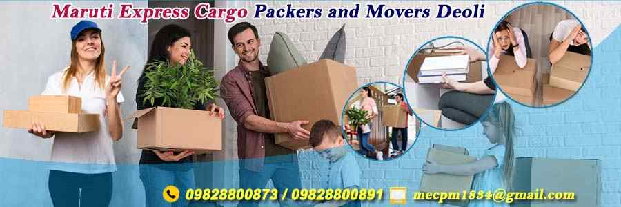 Maruti Express Cargo Packers and Movers Deoli
