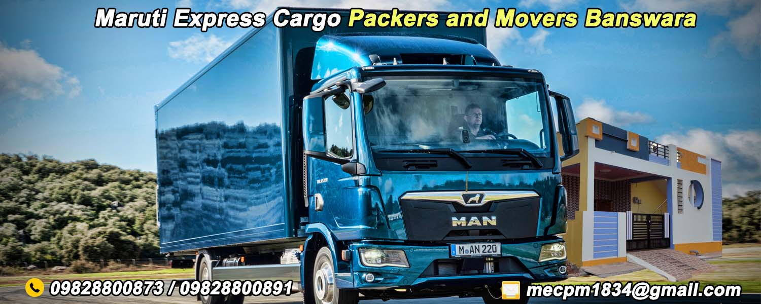 packers and movers banswara